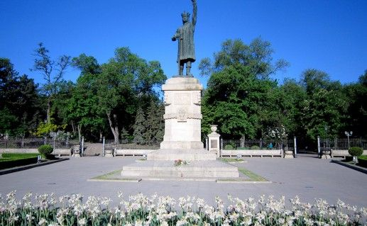 Фотография памятник «Штефан чел Маре»