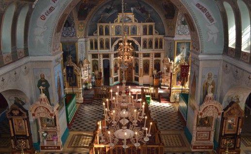 Фотография Петропавловского собора в Луганске