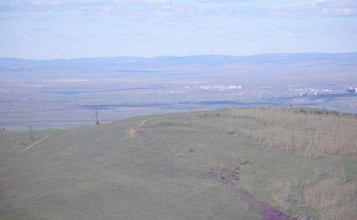 Фото Титовской сопки