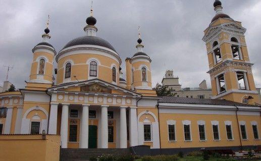 Фотография Троицкого собора в Подольске