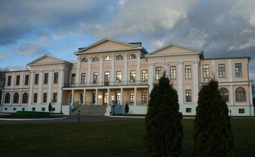 Усадьба Ивановское в городе Подольске фотография
