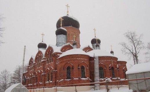 Свято-Введенский женский островной монастырь фото