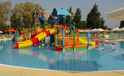 Аквапарк «Меймадион» в Тель-Авиве фотография