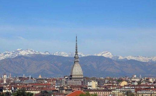 Башня Моле Антонеллиана в Турине фото