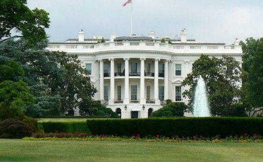 Белый дом фото