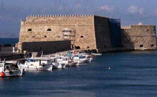 Бастион Кулес (Венецианская крепость) фотография