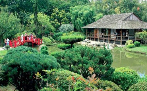 Ботанический сад Тулузы фотография