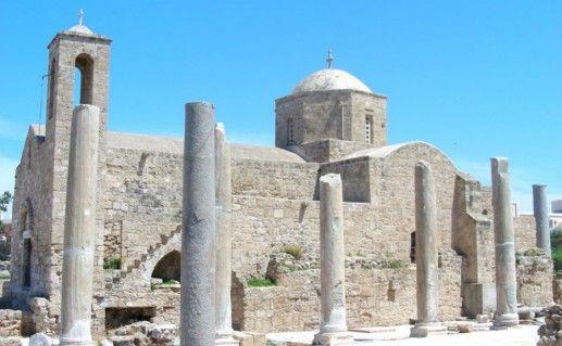 Церковь Панайия Хрисополитисса фото