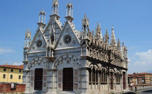 Церковь Санта Мария делла Спина фотография
