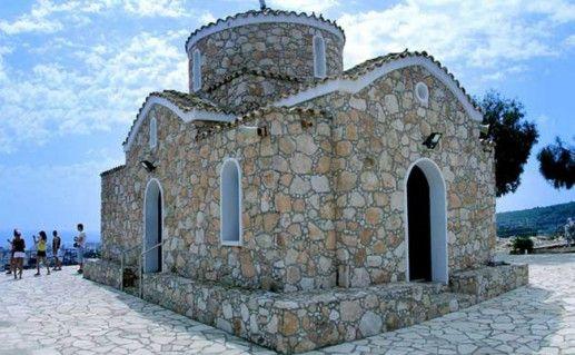 Церковь Святого Илиаса в Протарасе фотография