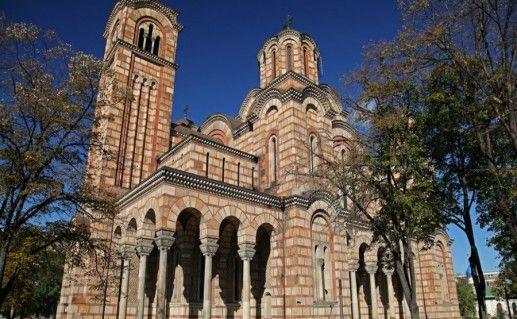 Церковь святого Марка фотография