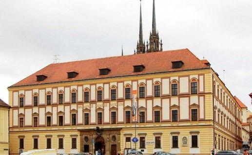 Дитрихштейнский дворец фото