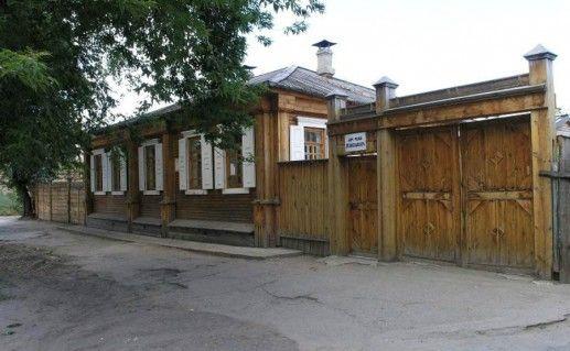 Дом-музей декабриста В. К. Кюхельбекера в Кургане фото