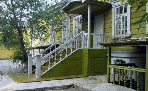 Фото дом-музей декабристов в Кургане