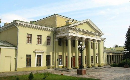 Дворец Потемкина в Днепропетровске фото