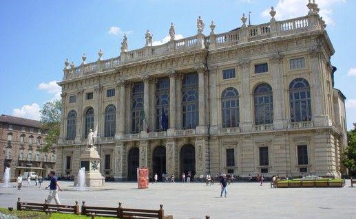 Египетский музей в Турине фотография