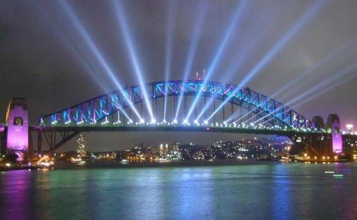 Фотография Харбор-Бридж (Сиднейский мост)