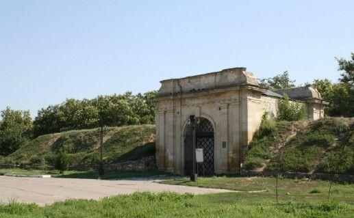 Херсонская крепость фото