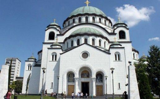 Фото храм Святого Саввы