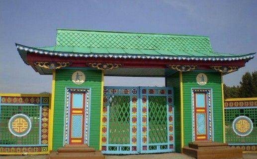 Фотография Этнографический музей в Улан-Удэ