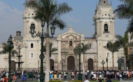 Кафедральный собор в Чили фотография