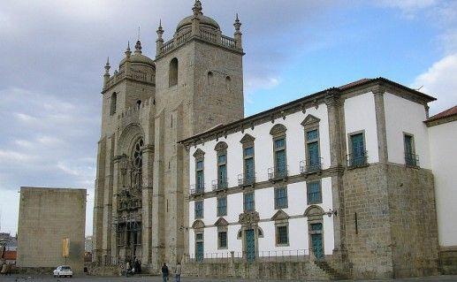 Кафедральный собор Порту фото