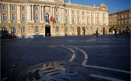 Фотография Капитолий в Тулузе