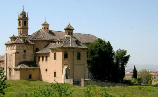 Гранада Картезианский монастырь фотография