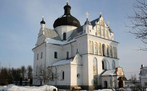 Комплекс Николаевской церкви в Могилеве фото