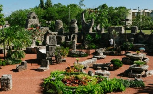 Фото коралловый замок