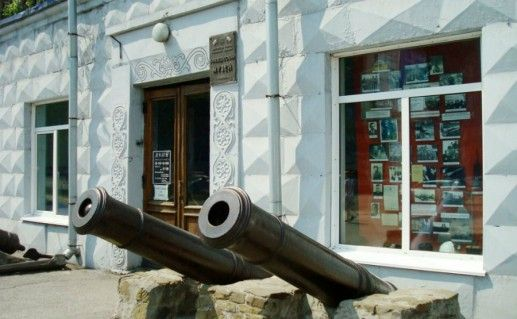 Новокузнецкий краеведческий музей фото