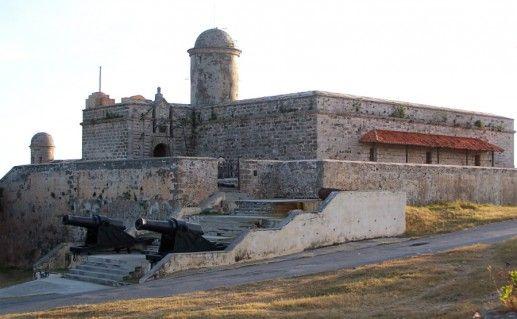 Фото крепость Кастильо-де-Хагуа