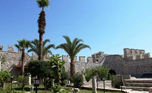 Крепость Мармарис фото