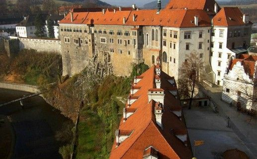 Фотография крумловский замок