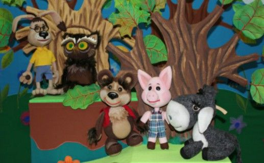 Кукольный театр в Набережных Челнах  фото