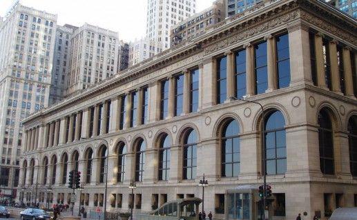 Фото культурный центр Чикаго
