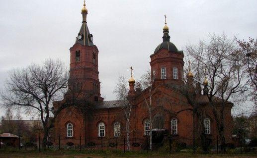 Фотография Курганский кафедральный собор Александра Невского