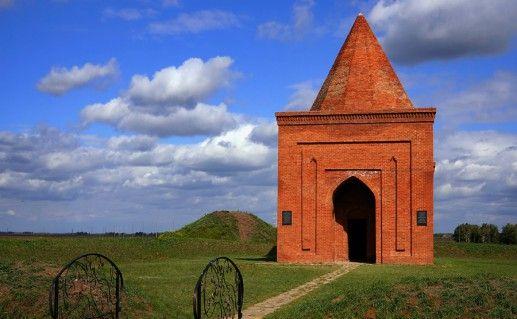 Фотография мавзолей Кесене