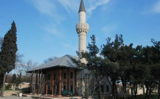 Мечеть Ибрагима Ага фото