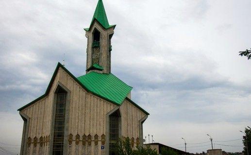 Мечеть Таубэ в Набережных Челнах  фотография