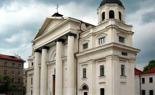 Фото могилевский католический храм Святого Станислава