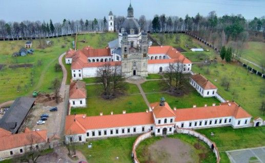 Монастырь Пажайслиса  Каунас фотография