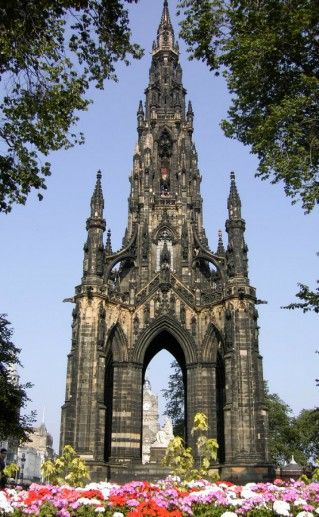 Монумент Скотта фотография