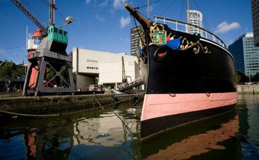 Фотография морской музей роттердама