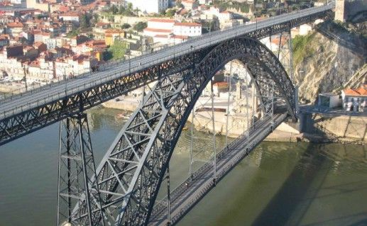 Фотография мост Луиша