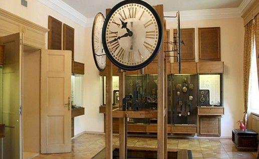Фотография музей часов в Литве