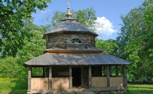 Фото музей деревянного зодчества под Торжком