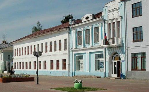 Фото музей Фрунзе в Шуи