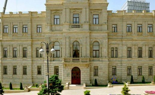 Музей искусств им. Рустама Мустафаева фото
