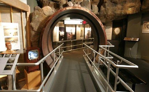 Музей ядерных испытаний Лас-Вегаса фото